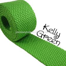 factory produce good quality 2 inch cotton webbing for ribbon