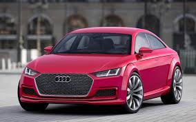 audi tt electric every audi to include electric power