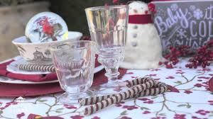 decorating your home for christmas tablescapes and centerpieces
