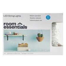 string light cactus room essentials target