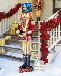 Nutcracker Christmas Door Decorations by Want These Love These Want The Whole Set Nutcrackers Welcome At