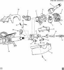 2012 2014 gm vehicles steering column angle sensor new oem