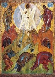 transfiguration of jesus in christian art wikipedia