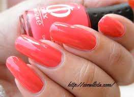 orly nail lacquer terracotta review notd and a vacation update