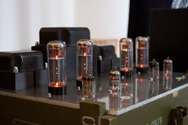 tube amp for home theater 2x30w el34 tube amplifier kaizer power electronics