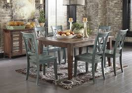 ashley furniture table and chairs ashley furniture rustic dining table dining room ideas within rustic