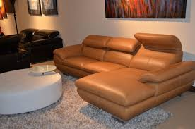 Leather Modern Sectional Sofa Amazing Modern Sectional Sofas With Caramel Leather Sofa Couches