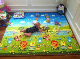 Kid Play Rug Non Toxic Play Mats Updated 2018 Instincts