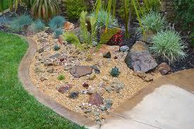 Rock For Garden My Weekend Project A New Rock Garden