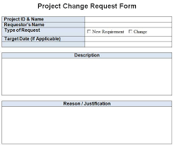 Project Request Form Template Excel Project Change Request Template Excel Word Template124