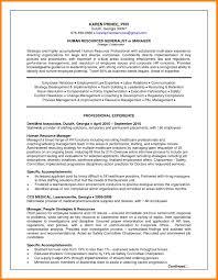 8 human resources manager resume sample write memorandum