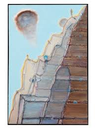 Wayne Thiebaud Landscapes by Wayne Thiebaud U2013 Pretty Puddles