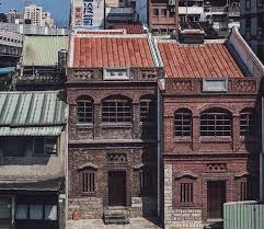 colonial architecture photo of the day japanese colonial buildings in dadaocheng
