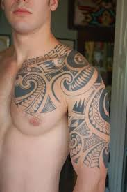 96 best polynesian tribal and color tattoos images on