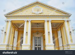 old thai palace roman style stock photo 77627344 shutterstock