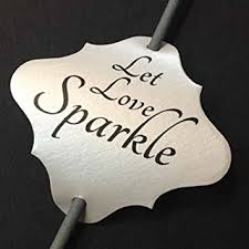 Where Can I Buy Sparklers Amazon Com 36pc Wedding Sparklers Tags Let Love Sparkle Cream