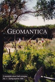 geomantica back issues geomantica