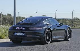 generation porsche 911 generation porsche 911 chassis testing mule returns