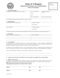 Revoking Durable Power Of Attorney 30 power of attorney forms by state