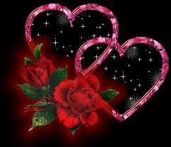 imagenes chidas brillosas hermosas imágenes de rosas con movimiento de amor imagenes
