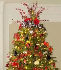 bow tree decoration amodiosflowershop