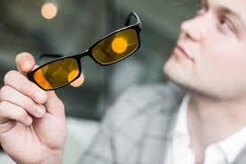 blue light blocking glasses for sleep improve sleep with blue light blocking glasses