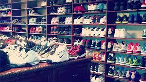 chris paul u0027s shoe closet is bigger has more jordans than yours
