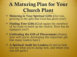 maturing your church plant going deeper and broader ppt