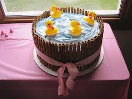 rubber duck cake baby shower baby shower cake i made for a