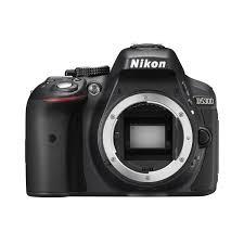 nikon d5300 digital slr camera with af s dx 18 55mm vr amazon in