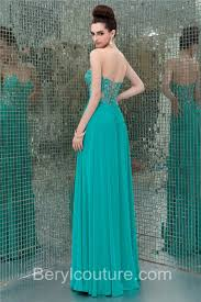 see through bodice long emerald green chiffon lace beaded