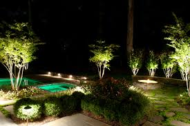 Landscape Lighting Junction Box - living room landscaping lighting in ground lights are used to