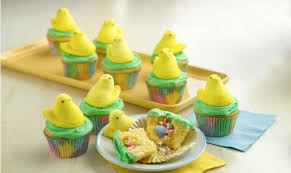 Easter Cupcake Decorating With Peeps by 5 Yummy Easter Cupcake Ideas