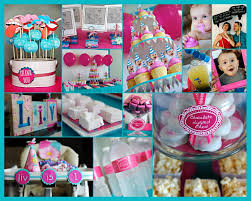 bday party decorations at home first birthday party ideas first year birthday decorations on