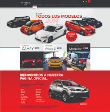 toyota pagina oficial jl marketing firm felcon dealers