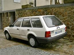 1987 Ford Escort Wagon Gallery Of Ford Escort Mkiv