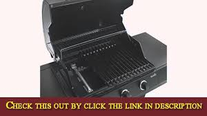 Brinkmann 2 Burner Gas Grill Review by Get Char Broil Classic 420 39000 Btu 3 Burner Gas Grill With Sid