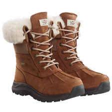 ugg s adirondack boot ii chestnut ugg adirondack size 9 ebay
