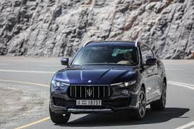 A True Maserati We Test The New Levante Flagship In Dubai