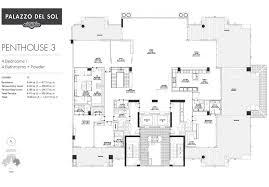 Palazzo Floor Plan Palazzo Del Sol 7000 Fisher Island Drive Fla Living