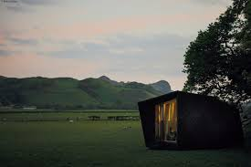 Landscape Inspiration The Design Of This Cabin Takes Its Inspiration From The Ancient
