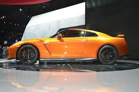 nissan coupe 2017 2017 nissan gt r godzilla gets another update more power better