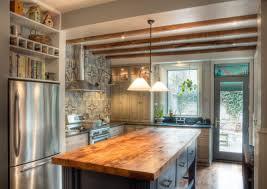 table de cuisine originale cuisine originale en bois cuisine naturelle