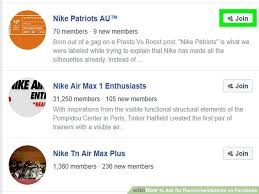 how to ask for recommendations on facebook 11 steps