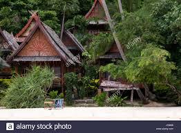 phi phi relax beach resort cotages phak nam bay koh phi phi
