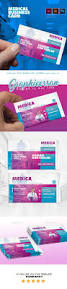 medical business card template by graphicersan graphicriver
