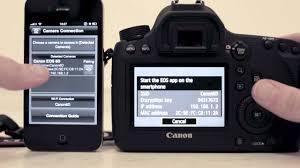 tutorial fotografi canon 600d canon 6d wifi eos remote setup tutorial iphotograph pinterest