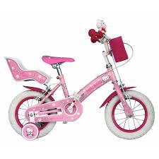 kids bike kitty princess 12