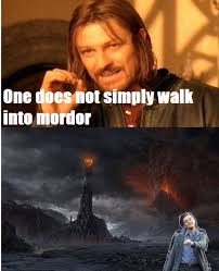 Mordor Meme - post you fav memes here and or rate the meme above you out of 10