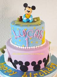 baby boy first birthday cake mickey mouse image inspiration of